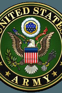 U.S. Army [Emblem][Military Insignia 3D][1.5]