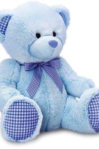 blue_gingham_teddy_bear_35cm_keel_toys_large